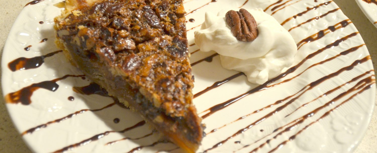 Chocolate Pecan Pie with Tupelo Honey