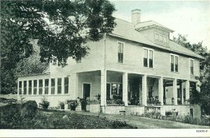 Historic Image of Beechwood inn from about 1922