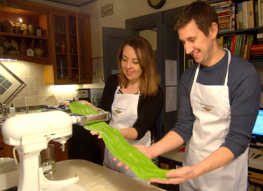 Artisan Pasta Cooking Classes