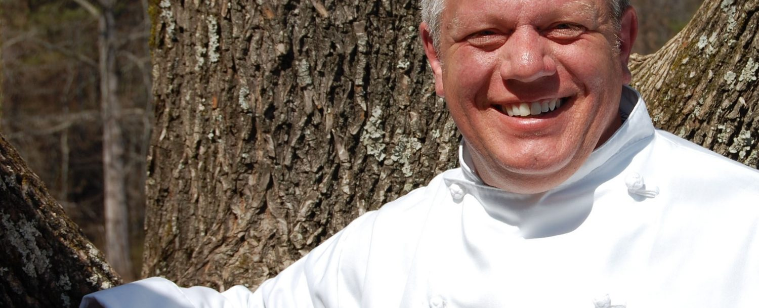 Chef David Sanford - Crane Creek Vineyards
