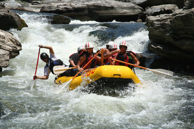 Chattooga River Rafting and Beechwood Inn