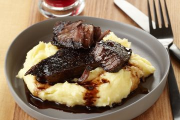 Braised Short Ribs at Beechwood Inn