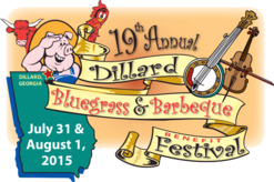Dillard Bluegrass and BBQ Festival