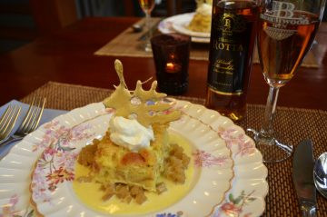 November 4: Autumn Dinner with Fine Wines