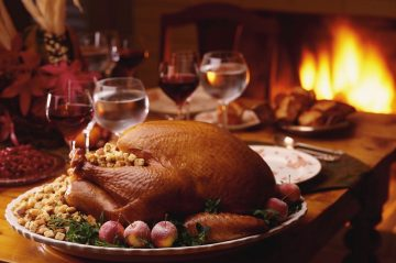 Image of Holiday Turkey and Thanksgiving at Beechwood Inn