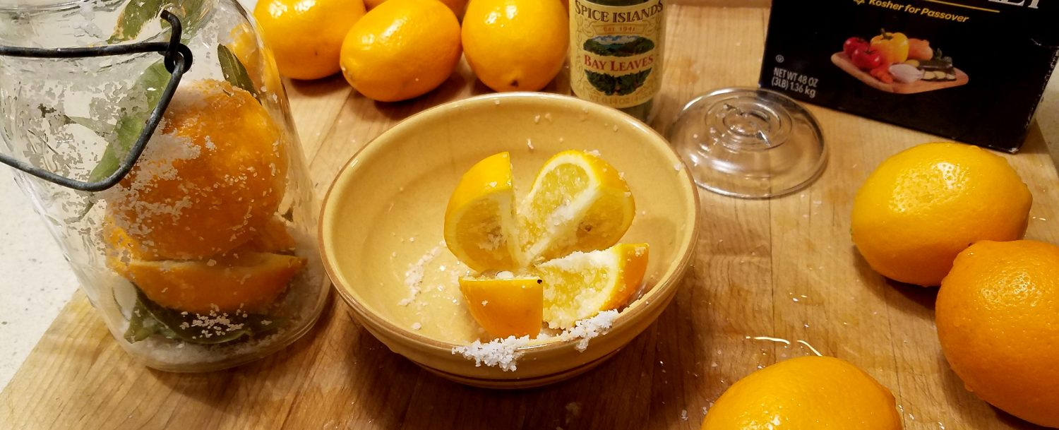 How To Make Preserved Lemons at Beechwood Inn