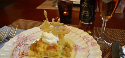 Gayle's Bread Pudding
