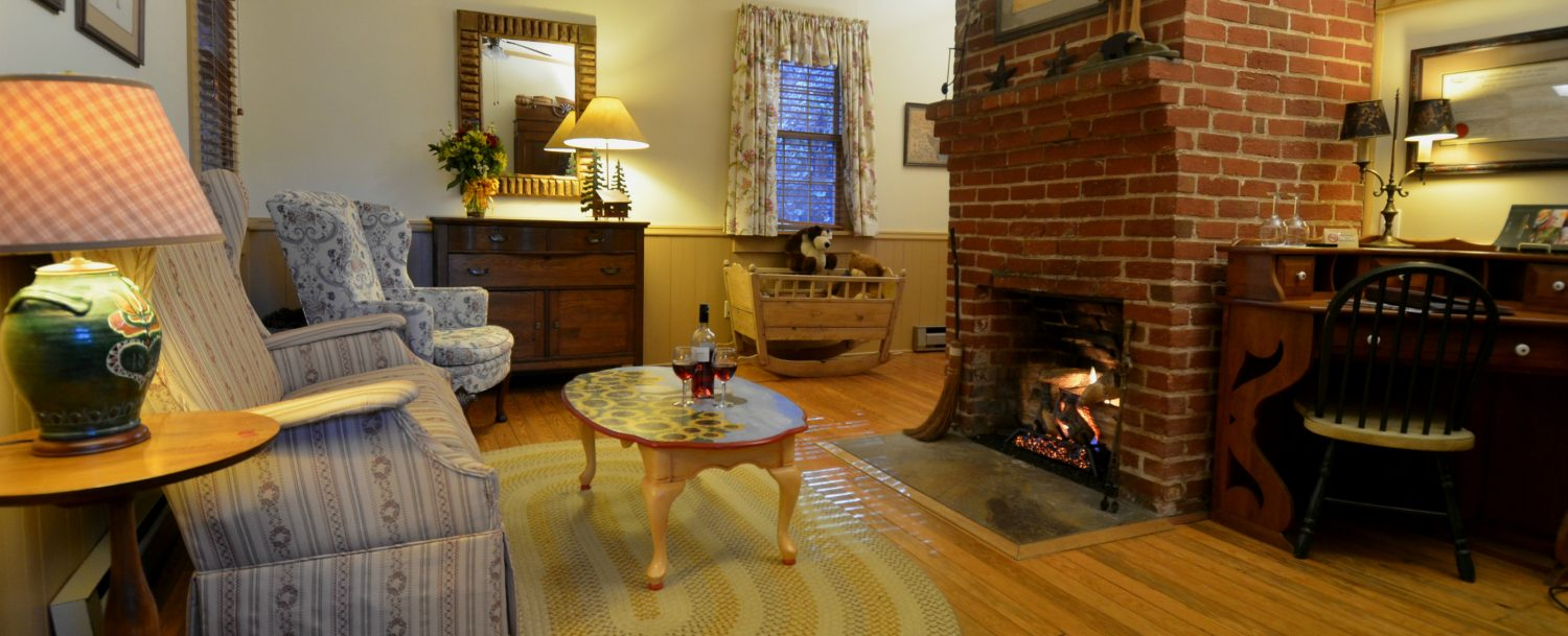 Nantahala Suite Offers Accessible Features as Described on Accessibility Page