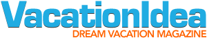 Vacation Ideas Logo