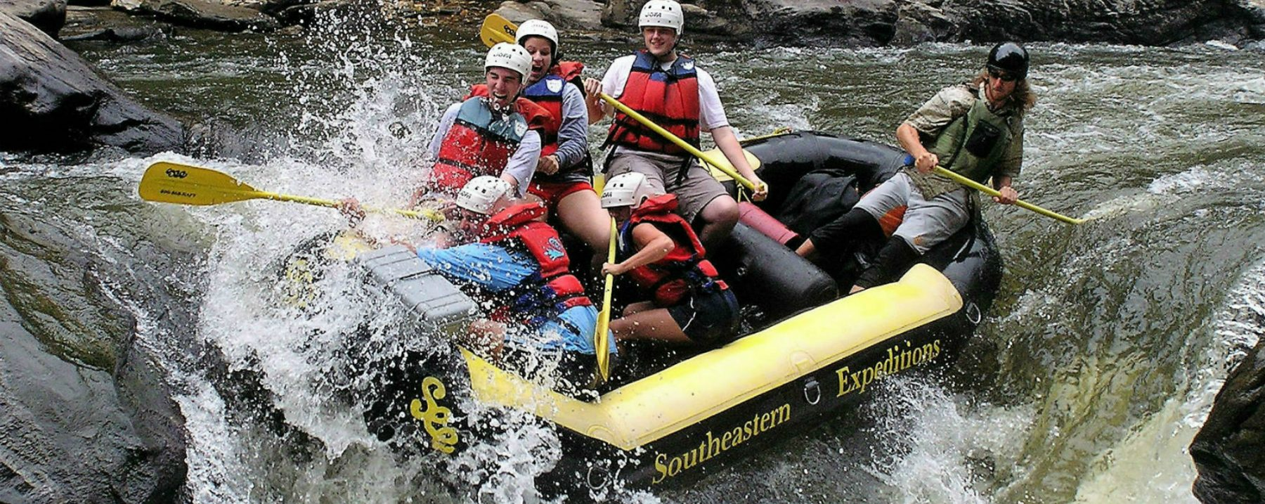Photo of Activities Near Beechwood Inn - Rafting on the Chattooga River - Pretty Exciting