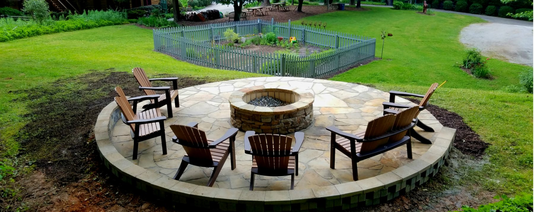 Image of Beechwood Inn's Fire Pit