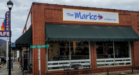Image of the Market at Clayton Cafe North Georgia