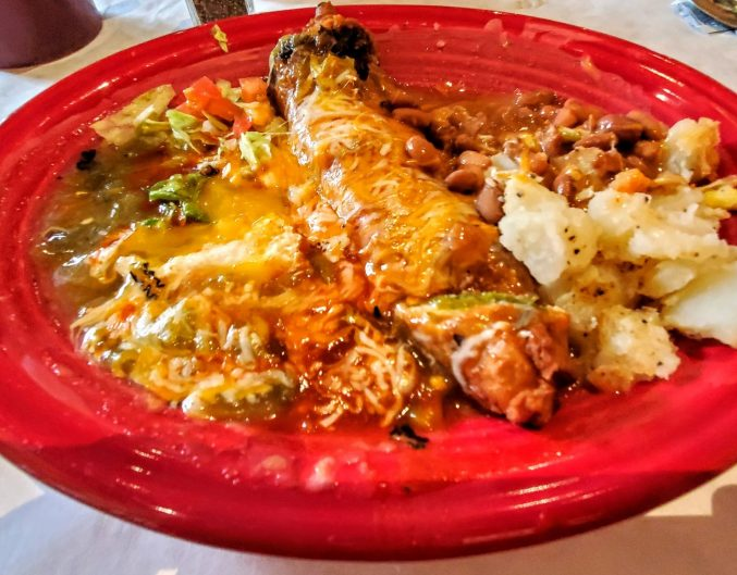 Image of Chile Rellenos in New Mexico at Beechwood Inn