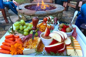 Image of Charcuterie Plate at Beechwood Inn fire Pit