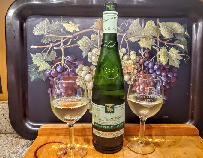 Image of Picpoul Wie at Beechwood Inn