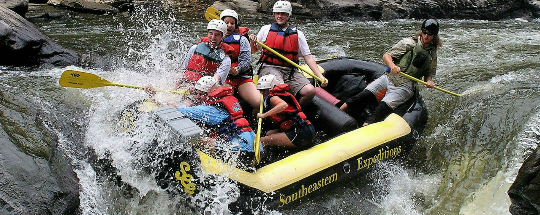 Image of River Rafting on the Chattooga River near the Beechwood inn