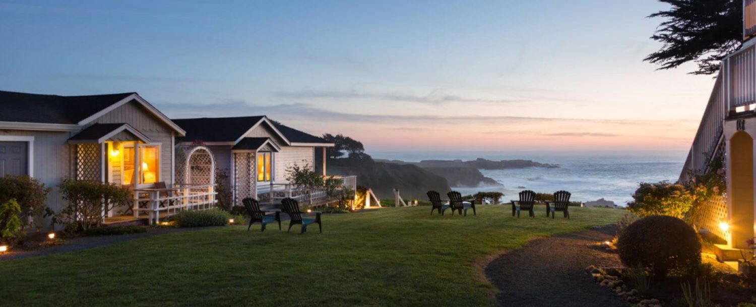Image of Bed and Breakfast Inn on the ocean coast